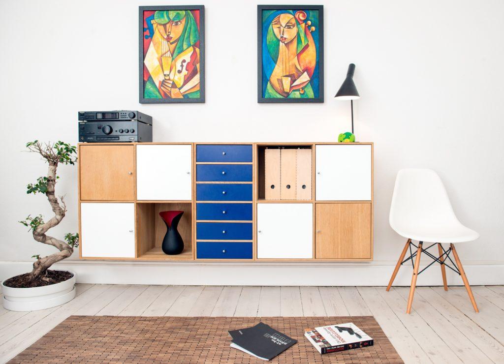 家具の買い替え